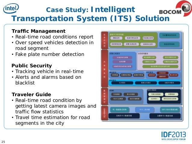 Intelligent Traffic Management : Big data and intel intelligent systems solution for