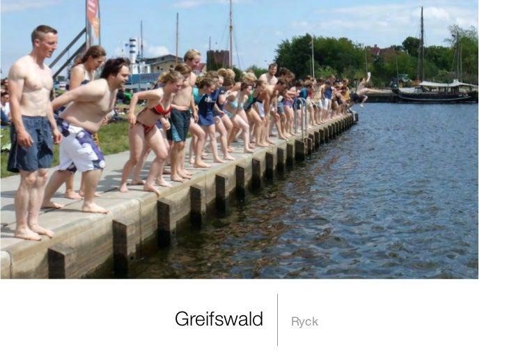 Greifswald   Ryck