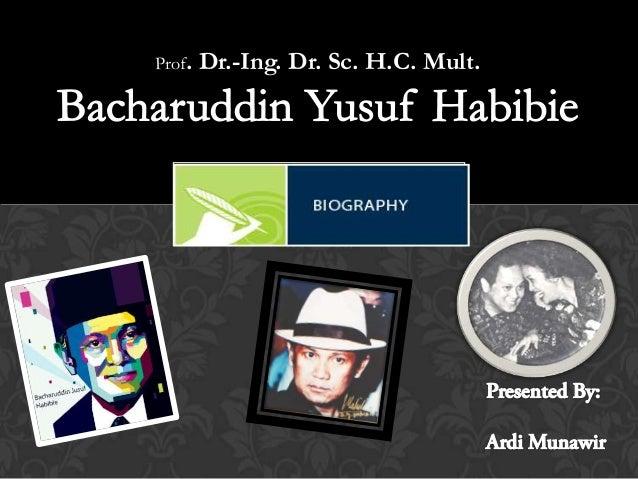 BIOGRAPHY Prof. Dr.-Ing. Dr. Sc. H.C. Mult.