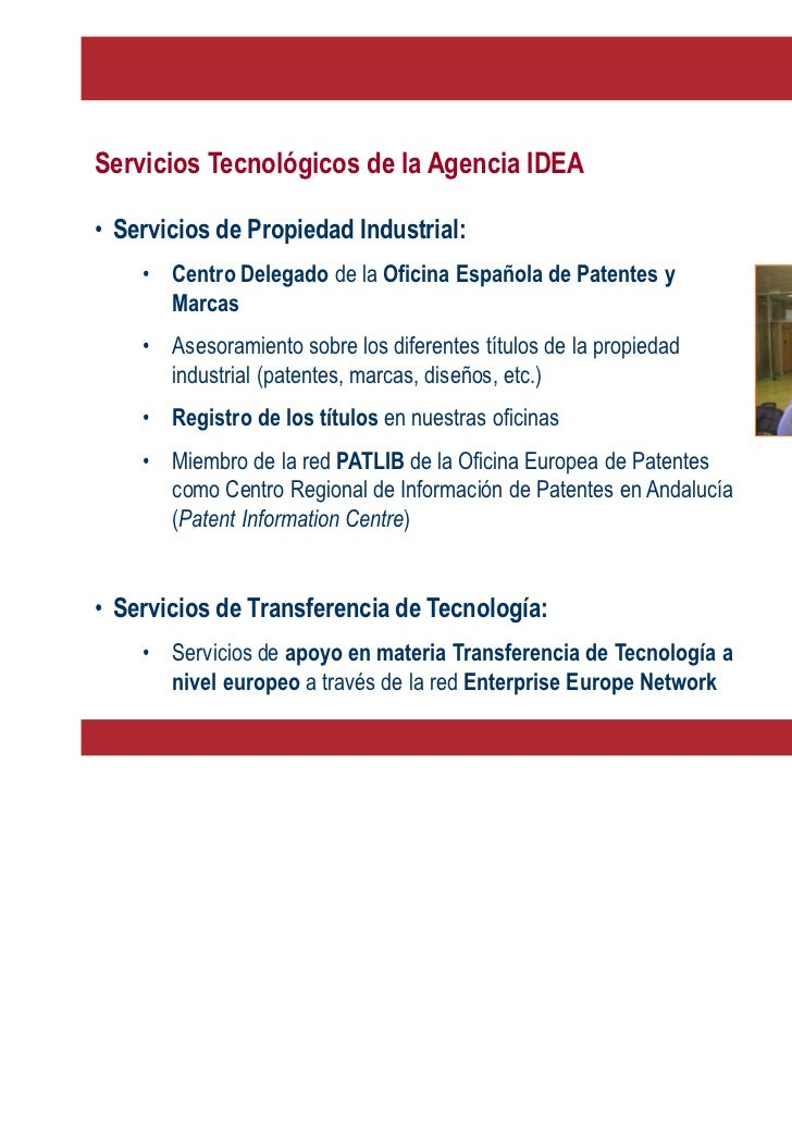 Informes e estudios de vigilancia tecnol gica e inteligencia competit - Oficina europea de patentes y marcas alicante ...