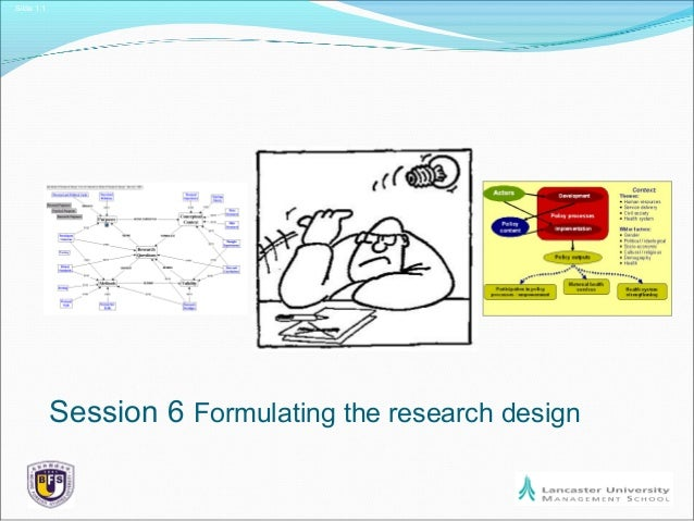 research design and methodology for business Saunders, lewis and thornhill (1997:72) state that the research design helps the  researcher to:  challenges presented by a changing business environment.