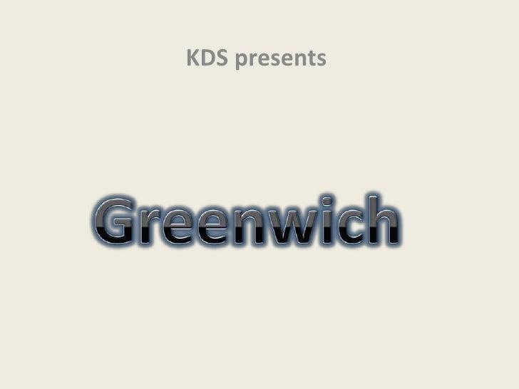 KDS presents