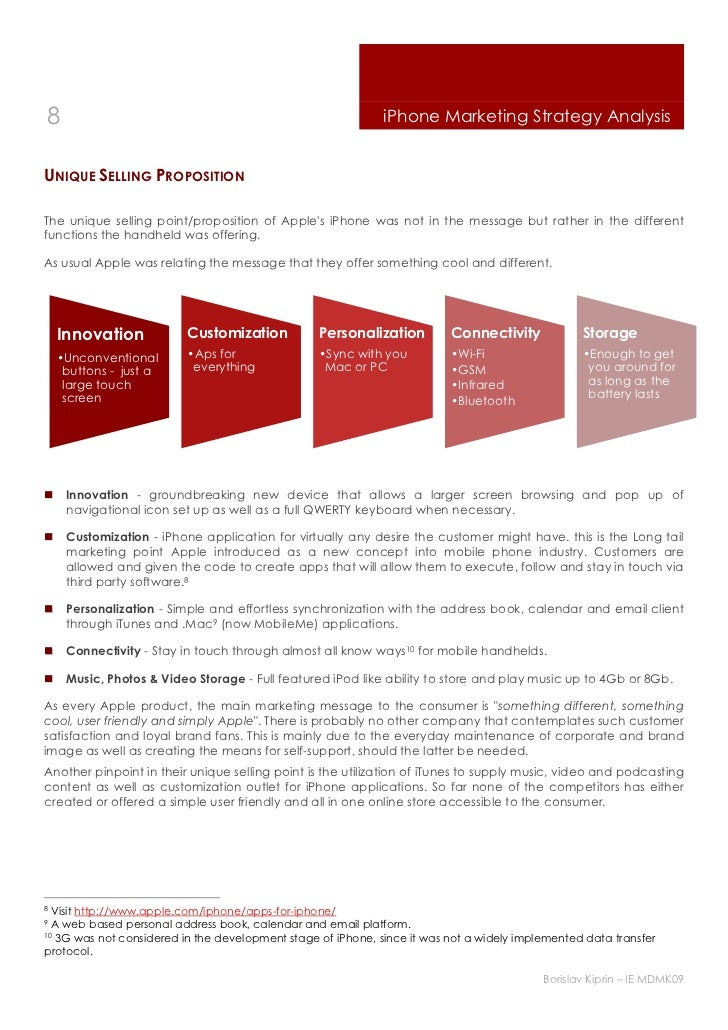 apple marketing strategy analysis Iphone marketing strategy analysis - course work global final paper- apple inc  documents similar to executive summary - apple case study of apple uploaded by.