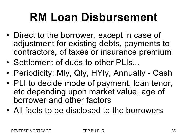 Reverse Mort... Reverse Mortgage In India Statistics