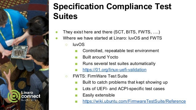 BKK16-400A LuvOS and ACPI Compliance Testing