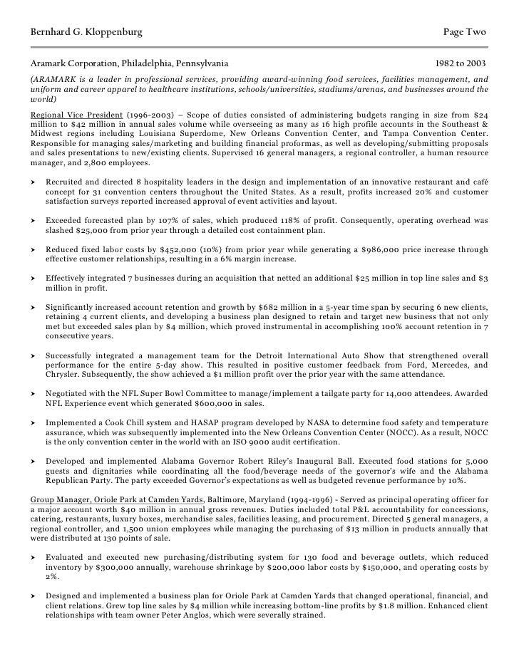 B Kloppenburg Resume For Pdf[1]