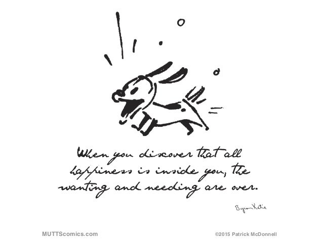 Byron Katie Quotes Alluring Byron Katie Quotes & Mutts Comics