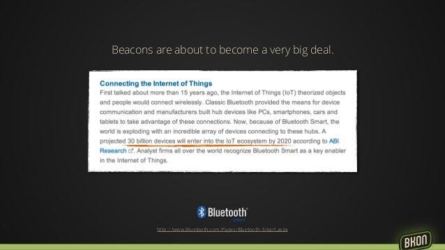 Beacon Basics Slide 3