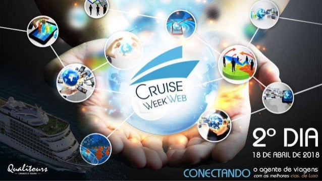 ✓ Companhias Marítimas tem programa de vantagens – fidelização ✓ Cruise Specialist: venda a bordo. Nova reserva para futur...