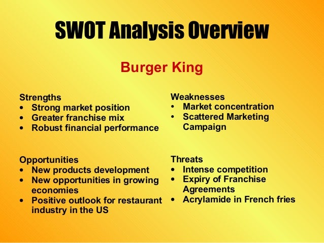 burger king financial analysis There's a fast food price war mcdonald's appears to be winning with its mcpick  $2 menu while burger king and wendy's fight each other on.