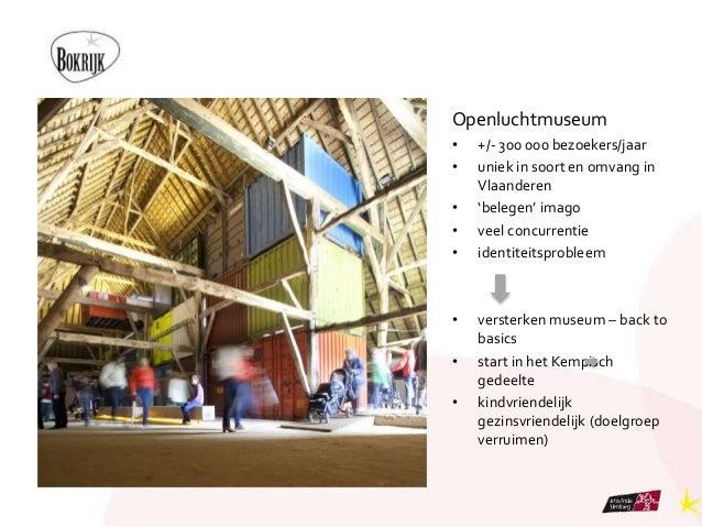 Bokrijk Brandmerkt. Ontsluiting van vakmanschap in het Openluchtmuseum (Kempen) Slide 3