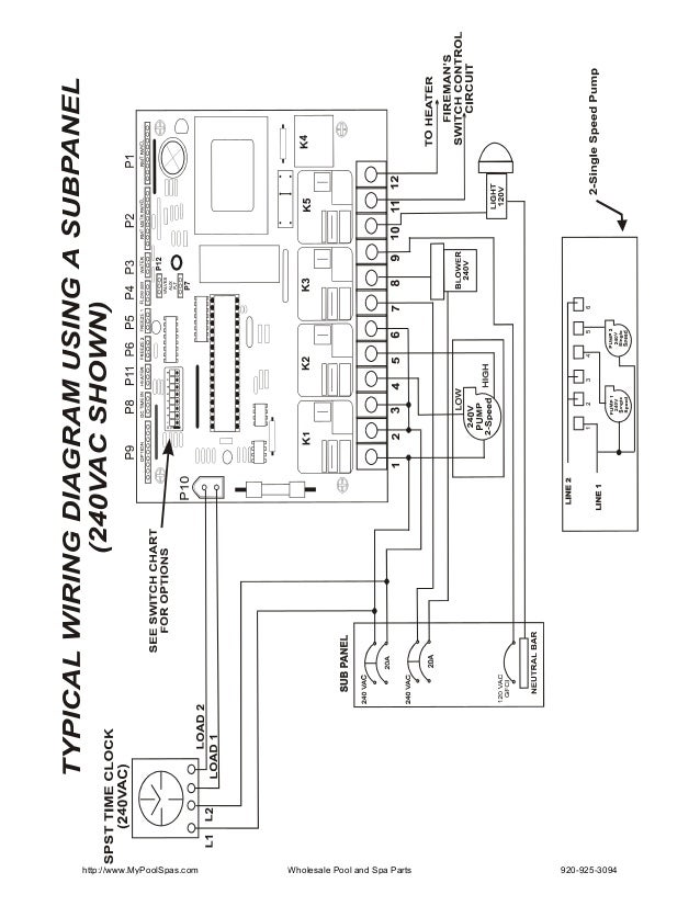 bermuda spa wiring diagram bl 40 combo  bl 40 combo