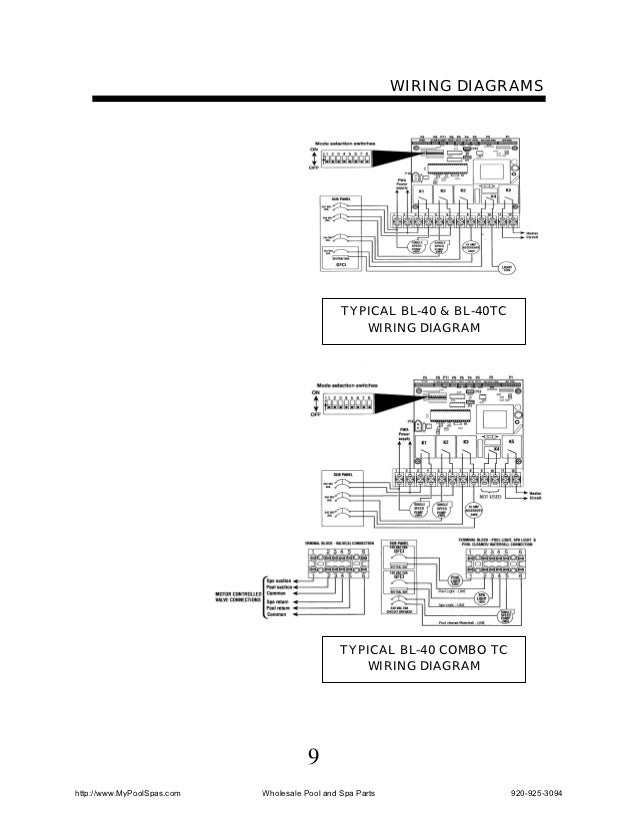 bl 40 troubleshooting guide 10 638?cb=1354648856 bl 40 troubleshooting guide laguna bay spas wiring diagram at readyjetset.co
