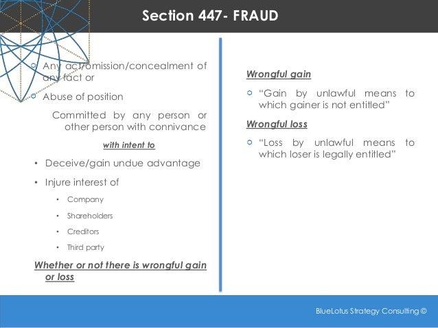 Fraud  Slide 2
