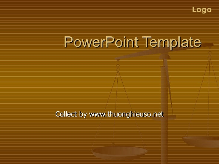 PowerPoint Template Collect by www.thuonghieuso.net Logo