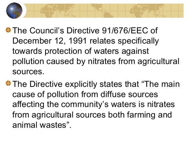 sea directive report 5