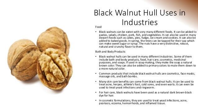 Black Walnut Hulls Class