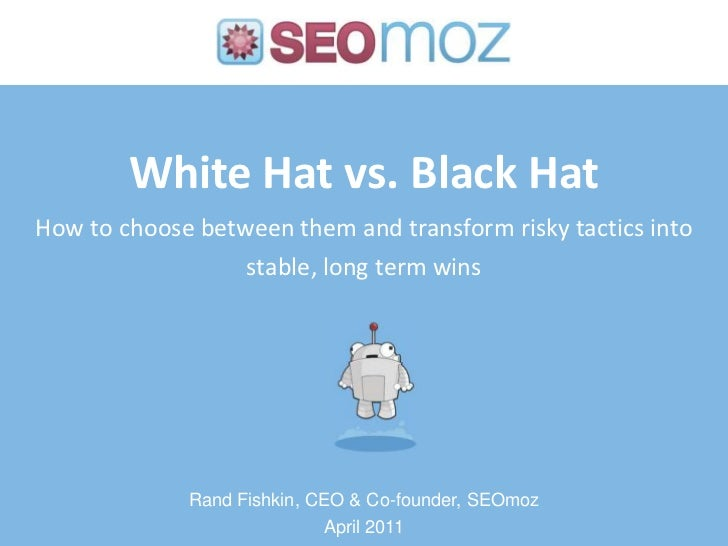 White vs. Black Hat SEO