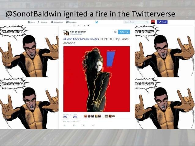Highlights of #BestBlackAlbumCovers Slide 2
