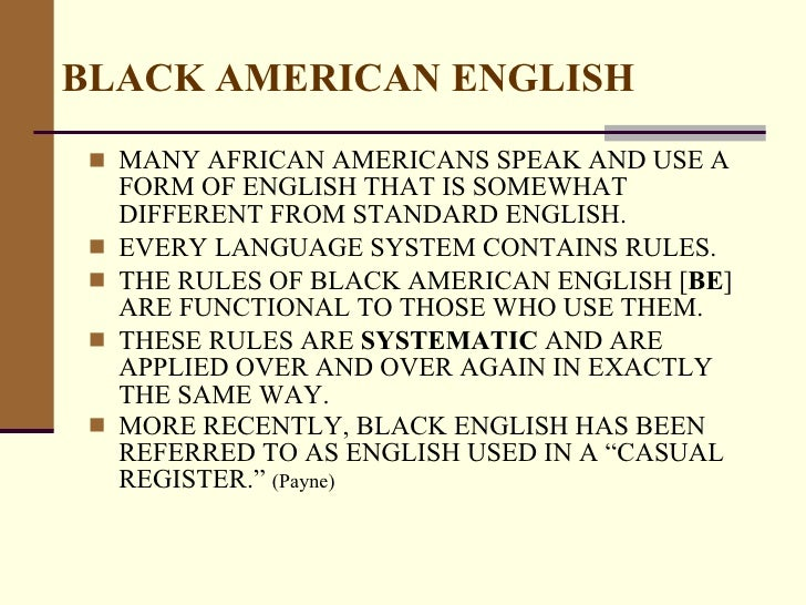 the dialect used in american academic writing is known as
