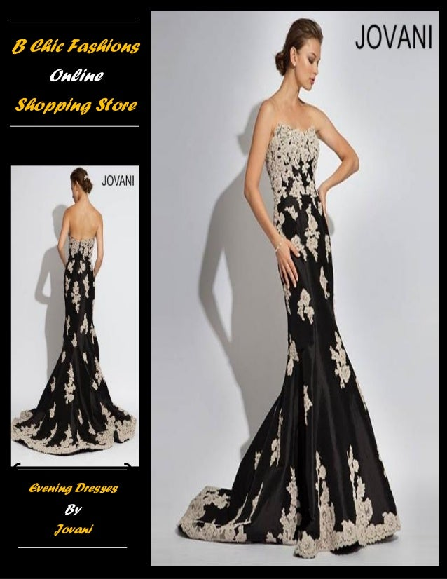Jovani Black And White Prom Dresses