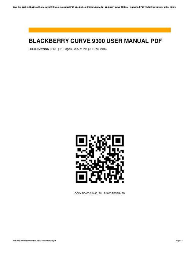 Pdf To Go For Blackberry 9300