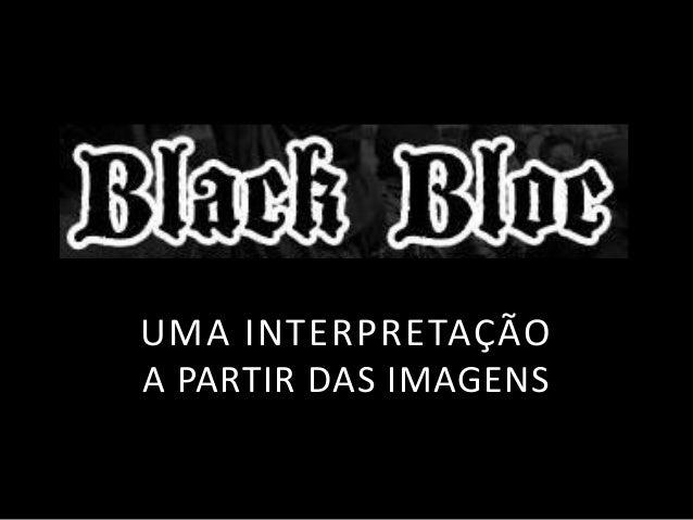 UMA INTERPRETAÇÃO A PARTIR DAS IMAGENS