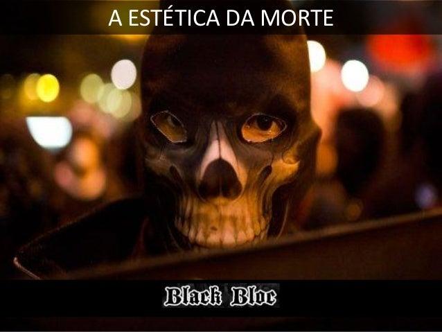 A ESTÉTICA DA MORTE