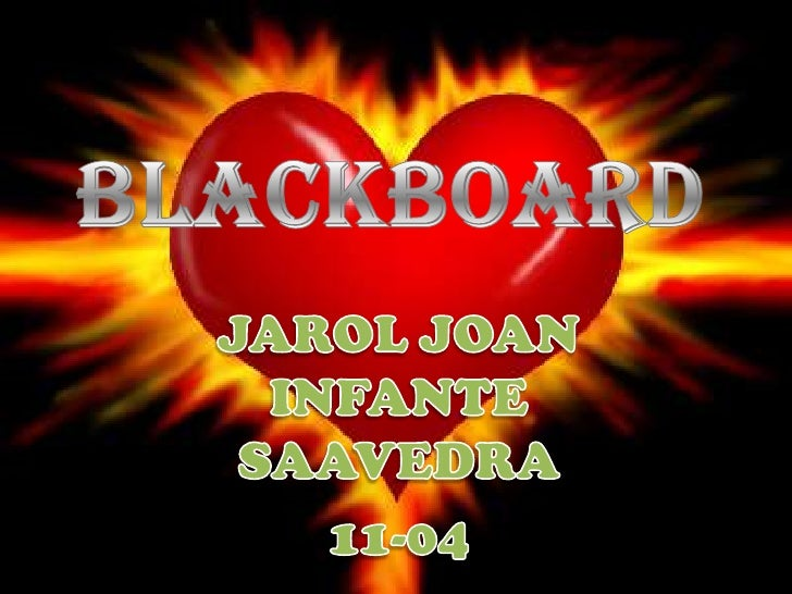 Blackboard Inc. es una compañíade software con sede en Washington, DC, EE.UU. Fundada en 1997, Blackboard se formócomo fir...