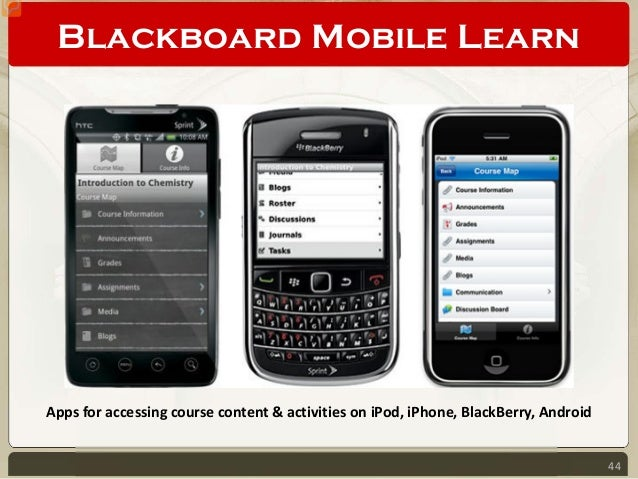 Blackboard Mobile Learn App? - BlackBerry Forums at ...