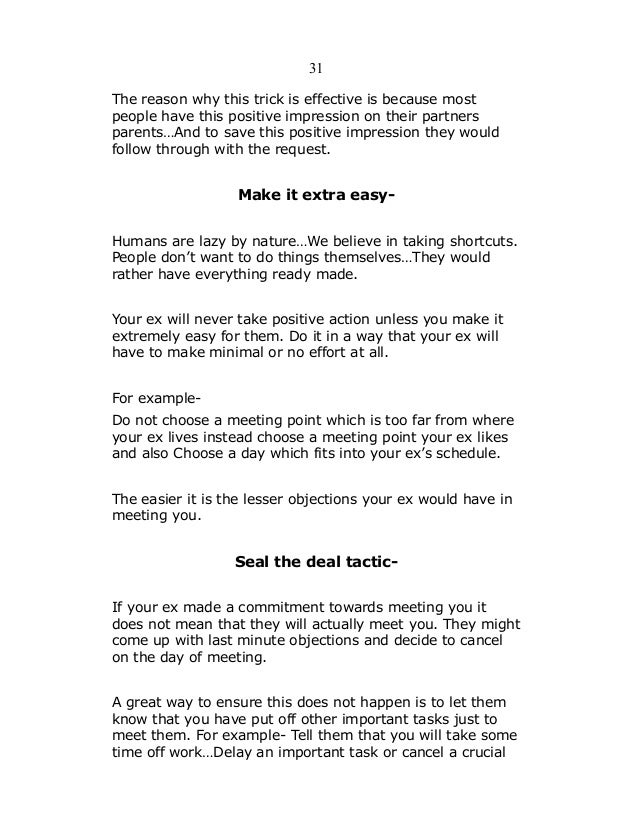 fractionation seduction technique pdf