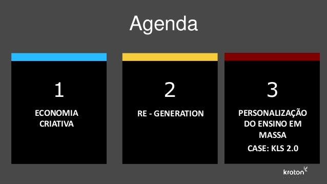 """""""O desafio da personalização do ensino em massa e o movimento Re-generation"""", por Rui Fava Slide 3"""