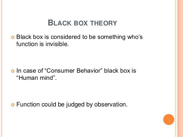 kotler black box model Consumer behaviour consumer behaviour is the study of individuals, groups black box model the black box model shows the interaction of stimuli.