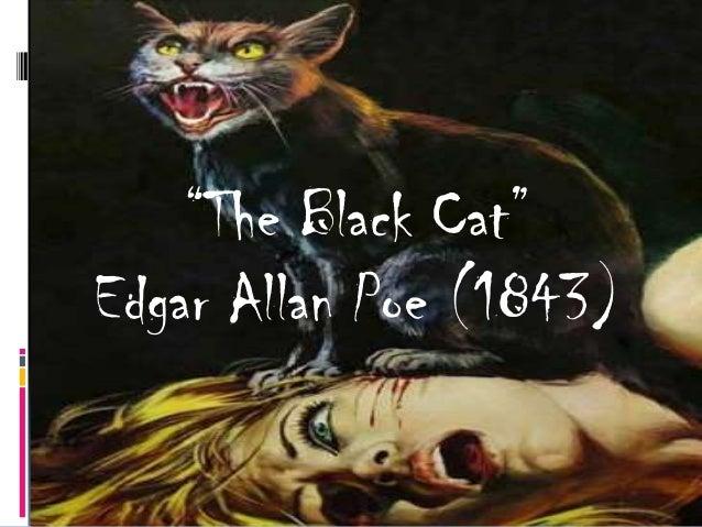essays on the black cat by edgar allan poe Edgar allan poe biography  the black cat the cask of amontillado william wilson  critical essays edgar allan poe and romanticism.