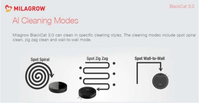 Milagrow Blackcat 3 0 India S Number 1 Floor Cleaning Robot