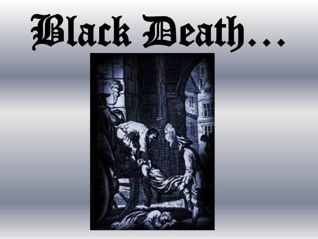 Overview of the black death