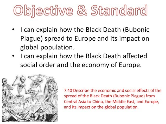 impact of the black death The devastating black death which killed hundreds of millions of people in the 14th century may have been triggered by an asteroid impact, scientists have sensationally claimed.