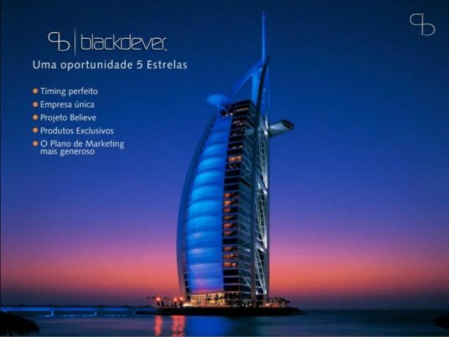 Blackdever apresentação oficial 38 slides