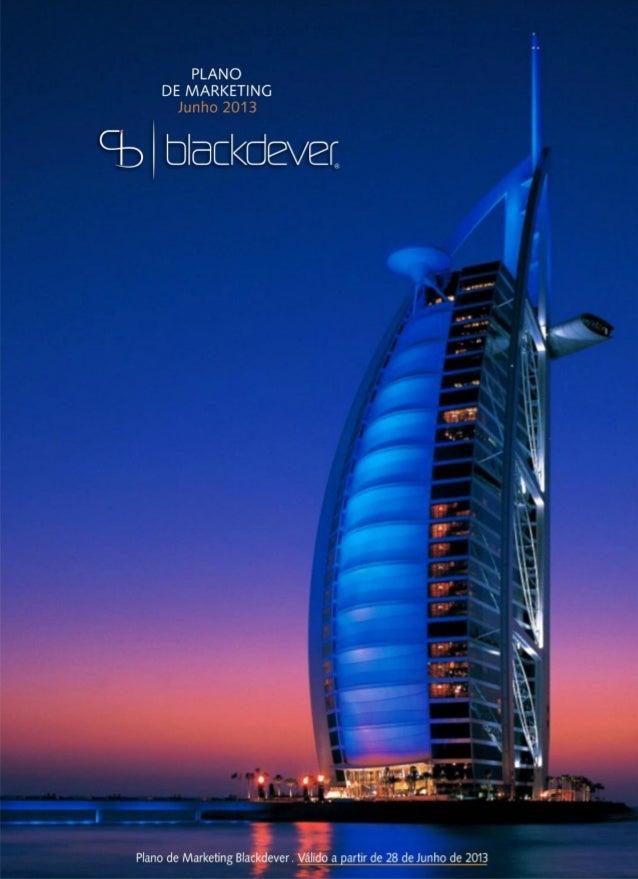 Blackdever plano de compensação oficial - Equipe Executiva