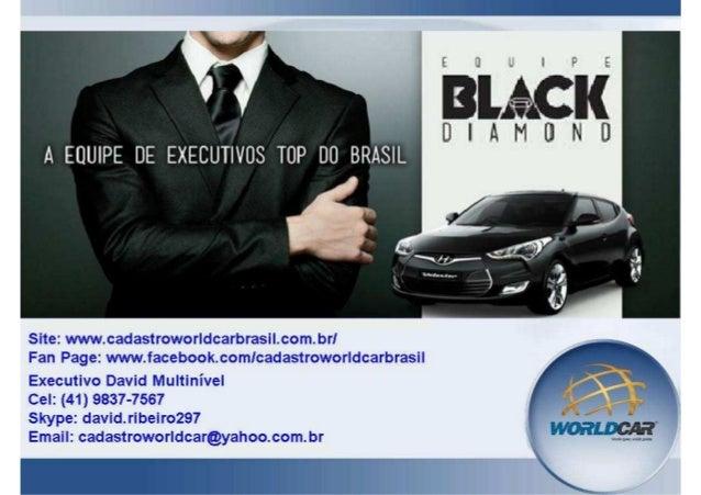 """Cadastro WorldCar """"Detalhado"""" - Garantia / Franquia WorldCar"""