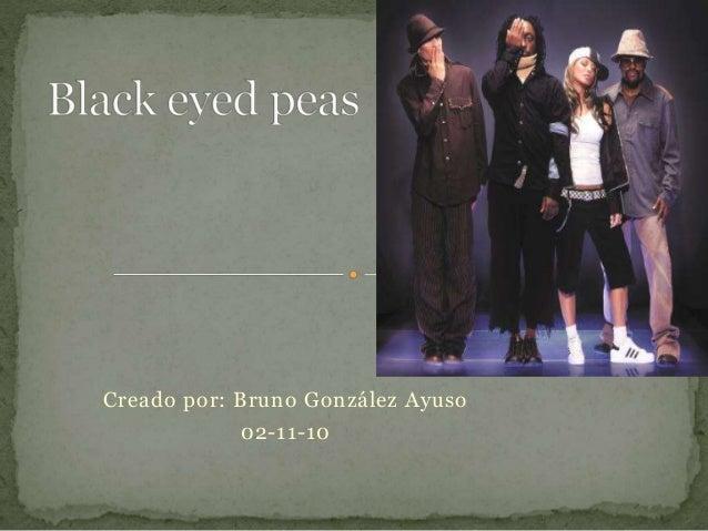 Creado por: Bruno González Ayuso 02-11-10