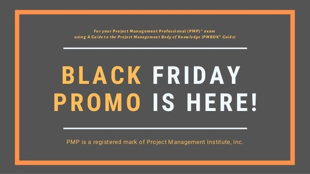 Black Friday Special Promo Is Here
