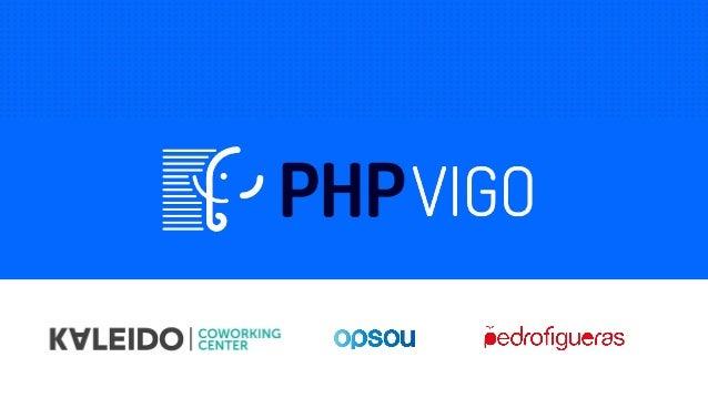 Meetups @SergioCarracedoRubén González Programador vocacional. Teleco. JS, C, C++, Java, PHP, Python, Scala, Rust, Go... @...