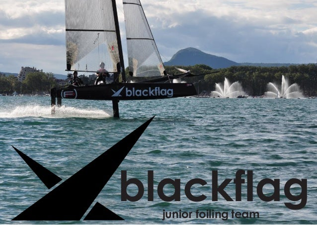 blackflagjunior foiling team