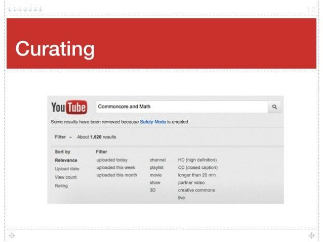 Exploring Instructional Uses of YouTube - Blackfoot ETC