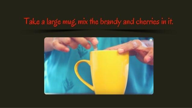 Black Forest Mug Cake - Easy Recipe Slide 3