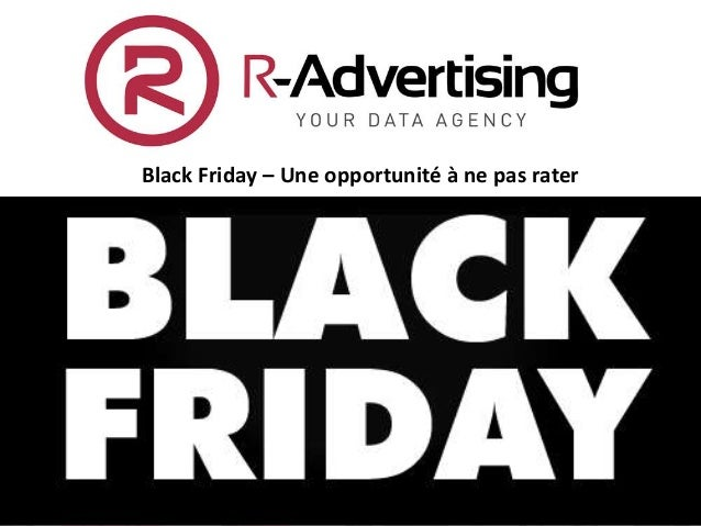 Black Friday – Une opportunité à ne pas rater