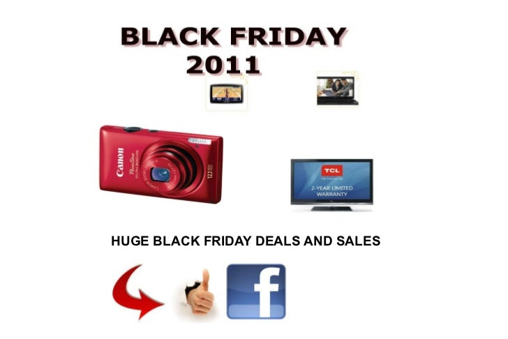 HUGE BLACK FRIDAY DEALS AND SALES
