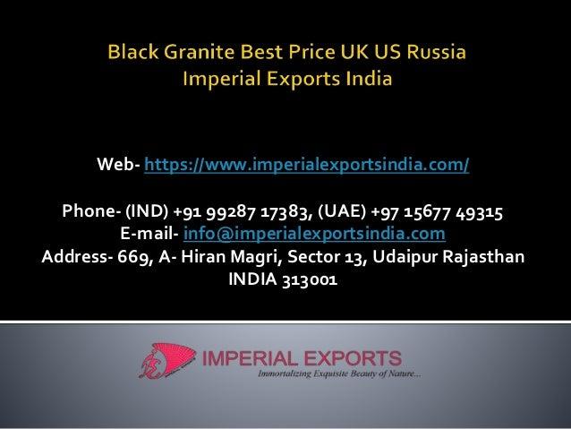 Web- https://www.imperialexportsindia.com/ Phone- (IND) +91 99287 17383, (UAE) +97 15677 49315 E-mail- info@imperialexport...