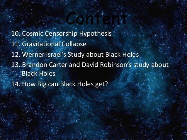 an introduction to the history of black holes Black holes are a constant source of fascination to many due to their mysterious  nature black holes: a very short introduction addresses a variety of questions,.